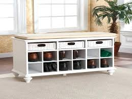 Winslow White Shoe Storage Cubbie Bench Shoe Storage Ideas For Small Entryways Entryway U2013 Bradcarter Me