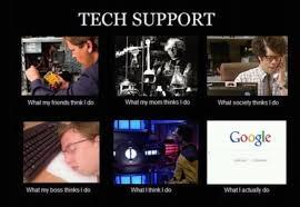 Technology Meme - what i really do the best exles of the job themed meme
