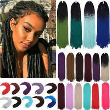 hair extensions for braiding pick and drop braid long women s curly hair extensions ebay