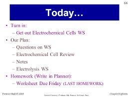 chapter eighteen electrochemistry ppt video online download