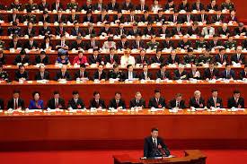 si e parti communiste chine xi et seulement xi libération