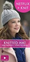 gilmore girls thanksgiving episode how to knit a gilmore girls hat studio knit