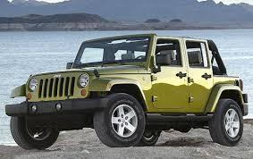 2007 jeep wrangler information and photos zombiedrive