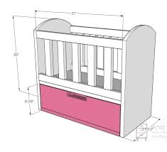 olivia u0027s doll crib the nex project for bella u0027s bitty baby ag
