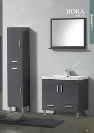 Meuble De Rangement Salle Bain Armoire 1 Miroir Meubles Lave Mains Robinetteries Meuble Sdb Meuble De Salle De