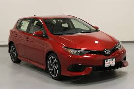 new 2017 toyota corolla im for sale in amarillo tx 18523