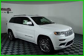 deals on jeep grand ebay 2017 jeep grand summit 4wd v8 hemi suv backup