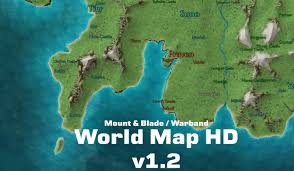 mount and blade map map hd mod for mount blade warband mod db