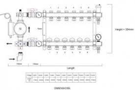 wiring diagram for underfloor heating manifold 4k wallpapers