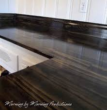 Diy Wood Kitchen Countertops by How To Stain And Waterproof A Wood Countertop Kitchens