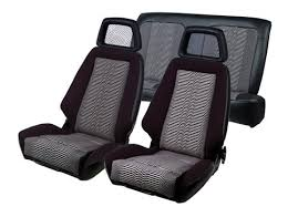 Tmi Upholstery Vw Mustang Sport Seat Upholstery 79 82 Pace Car Hatchback 43 75929