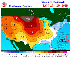 North America Temperature Map by Big Change On The Way U2026 Tropical And Seasonal Severe Winter