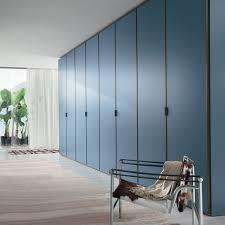Hinged Wardrobe Doors Grace Melamine Wardrobe With Hinged Doors Arredaclick