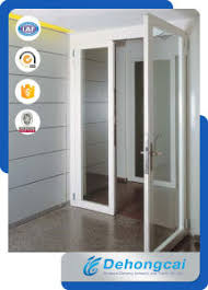 Double Glass Door by China Fashion Single Glass Door Double Glass Upvc Door China