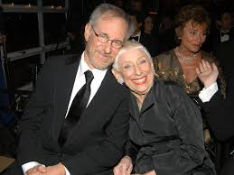 steven spielberg u0027s mom leah adler dies at 97 report