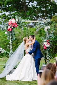 jon favreau u0027s backyard summer wedding brides