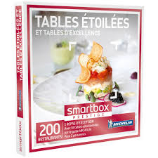 smartbox cuisine du monde coffret smartbox tables étoilées et tables d excellence cultura com