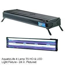 coralife t5 light fixture t5ho light fixture coralife lunar aqualight t5 ho light fixture 48