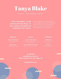 Exceptional Creative Resume Designs Tags Peach With Geometric Shapes Creative Resume Templates By Canva
