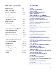 2010 2011catalog university and college admission course credit