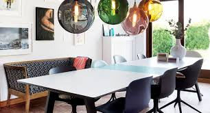 dining room glamorous astounding modern dining room lamp