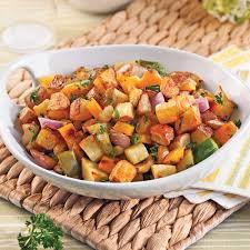 recette cuisine pomme de terre pommes de terre aux petits légumes et ail recettes cuisine et