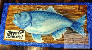 fish birthday cakes custom birthday cake in the shap of a fish a cake