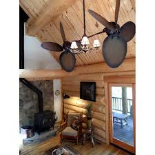 ceiling fans with lights vaxcel cabernet fan rustic cabin lodge