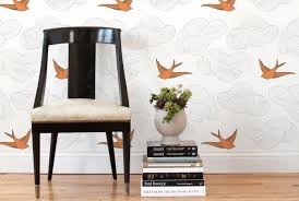 temporary peel off wall paint where to buy temporary and removable wallpaper apartment therapy