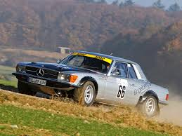 mercedes rally list