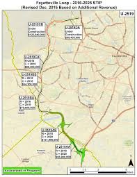 Fort Bragg Map I 295 Fayetteville Outer Loop