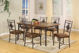 Wooden Dining Room Sets by Dining Room Tables Columbus Ohio U2013 Home Decor Gallery Ideas