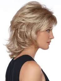 medium hairstyles for mature women mid length layered haircut