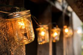 Outdoor String Lights Lowes Outdoot Light Outdoor Mason Jar Lights Home Lighting