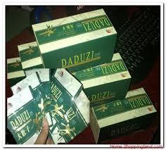 Teh Daduzi komposisi teh hijau daduzi jaco alami home shopping