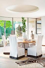 Dining Room Setting Our Best Before And After Dining Rooms Traditional Home