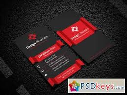 creative business card template 209213 free download photoshop