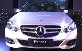 limited edition mercedes mercedes e class limited edition launched in india prices