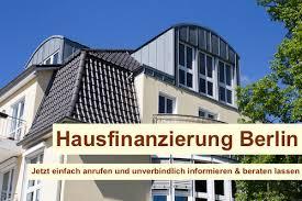 Finanzierung Haus Finanzierungsangebot Haus Berlin Haus Finanzierung Berlin Unabhängig