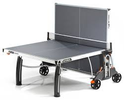 cornilleau ping pong table cornilleau 500m crossover indoor outdoor gray ping pong table
