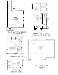 custom built home floor plans the juniper seven oaks new home floor plan burleson texas