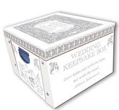 wedding keepsake box white wedding keepsake box a lifetime of memories large