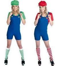 Mario Womens Halloween Costume 40 Serena Halloween Costumes Images