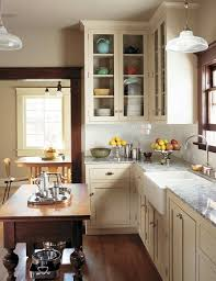 bungalow kitchen ideas craftsman bungalow kitchen cabinets countertops sink this is