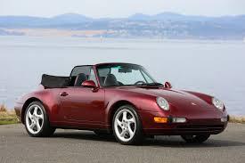 1996 porsche 911 for sale 1996 porsche 911 cabriolet 993 silver arrow cars ltd