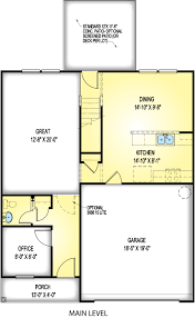 Hatfield House Floor Plan by Hatfield Great Southern Homes