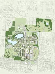 Und Campus Map Undmp Campus Plan U0026 Campus Plan Update U2013 Ayers Saint Gross