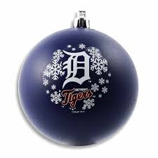 detroit tigers shatter proof ornament detroit athletic