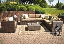 Patio Sectionals Clearance by Outdoor Patio Floor Tiles Beauteous Conversation Sets Furniture