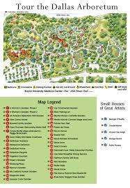 Dallas Arboretum And Botanical Garden The Dallas Arboretum And Botanical Garden Is In The Air